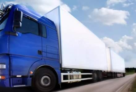 UNTTR atrage atenția cu privire la camioanele blocate în porturile din Marea Britanie