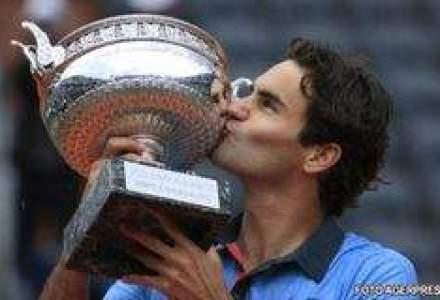 Federer a primit aproape 40.000 euro pentru fiecare set jucat la Roland Garros