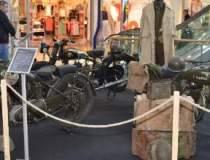 Expozitie de motociclete de...
