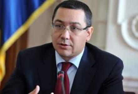 Ponta: Eu nu am avut replici cu Rogozin, a existat un schimb intre el si Basescu pe teme alcoolice