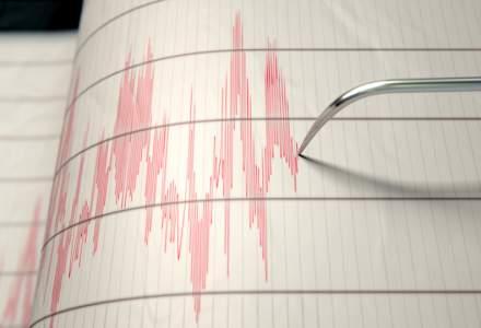 Cutremur la Buzău, în ajun de An Nou