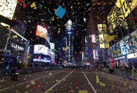 [FOTO] Cum a sărbătorit planeta anul nou sub semnul pandemiei