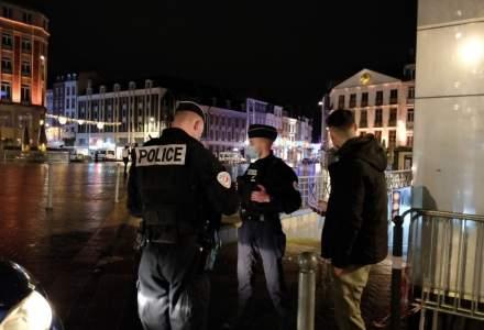 Poliția din Franța a reușit să pună capăt unei petreceri cu 2.500 de persoane