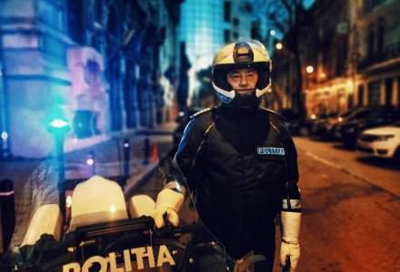 Petrecere organizată ilegal în Voluntari, oprită de polițiști