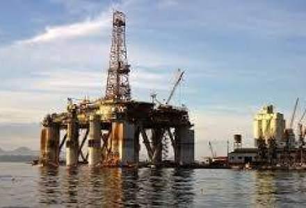 ExxonMobil Romania a acordat contracte de 185 mil. dolari pentru lucrari in Marea Neagra