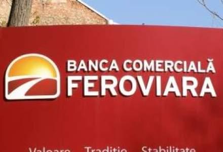 Banca Feroviara ar vrea sa cumpere o alta institutie de credit, dar ofertele sunt slabe