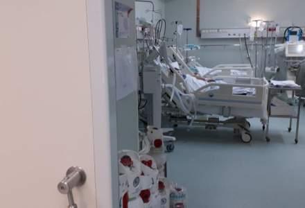 Cadavrul unei persoane decedate de COVID, pierdut la Spitalul Floreasca