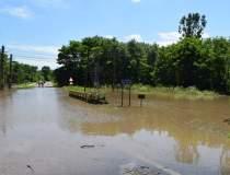 Cod roșu de inundații pe mai...