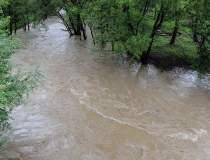 Pericol de inundații în Gorj,...