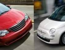 Fiat si Chrysler au batut palma