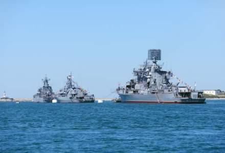 Washingtonul trimite un crucisator lansator de rachete in Marea Neagra