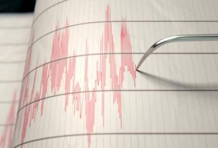 Cutremur cu magnitudinea 4 în judeţul Olt