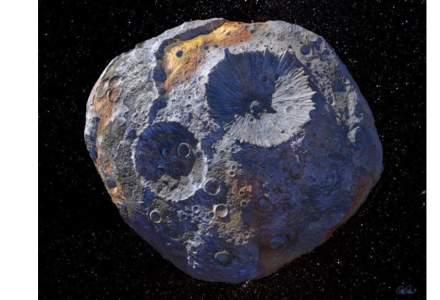 Telescopul Hubble a fotografiat un asteroid care valorează de 70.000 de ori cât economia globală
