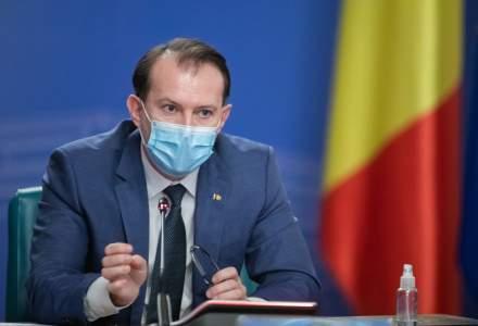 Florin Cîțu: Bugetul pentru 2021 va intra în Parlament pe 4 februarie