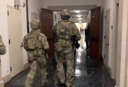 A fost descoperită o bombă la sediul Partidului Republican. Trupe SWAT ale FBI intră în Capitoliu