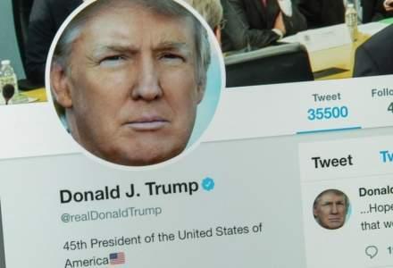 Capitol | Donald Trump este suspendat pe Twitter și pe Facebook