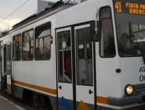Circulația tramvaiului 41,...