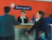 Bancpost detine 10% din piata...