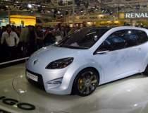Lansarea masinii Renault...