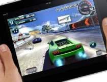 Apple promoveaza iPad Air...