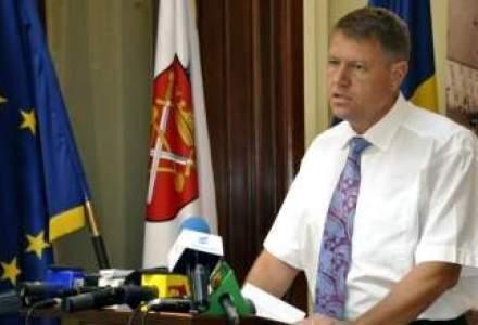 Klaus Iohannis a demisionat din functia de prim-vicepresedinte PNL