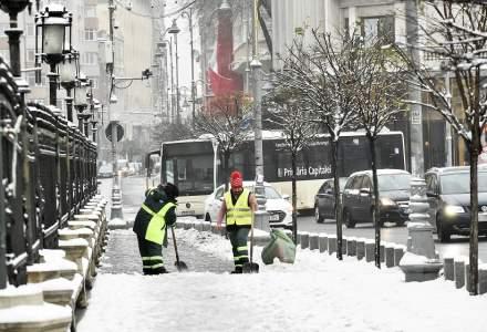 Cod galben de ninsori abundente în 22 de județe din România
