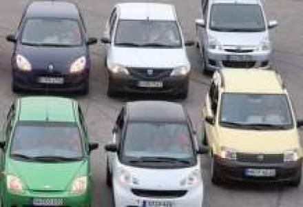 Afacerile firmelor care inchiriaza masini vor scadea in 2009 cu pana la 40%