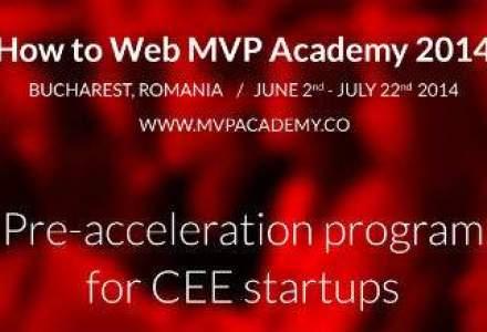 (P) How to Web MVP Academy prezinta echipele admise in programul de pre-accelerare