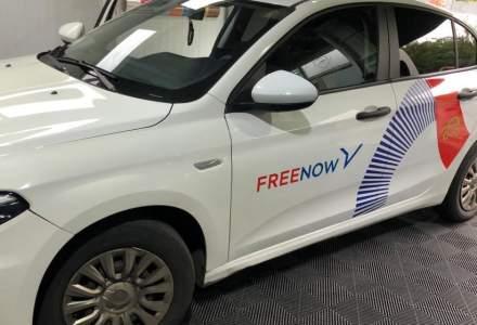 Peste 1 milion de pasageri au călătorit cu FREE NOW în România