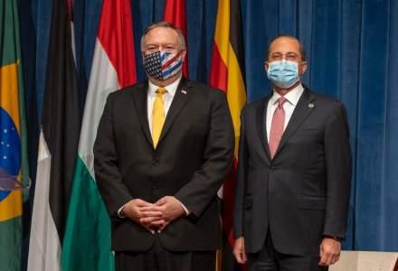 Mike Pompeo face ultima vizită în Europa, în calitate de șef al diplomației americane