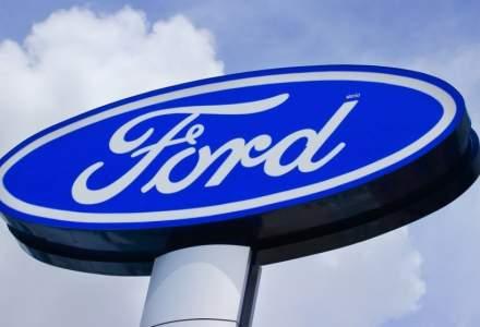 Ford va înceta activitatea în trei dintre uzinele sale