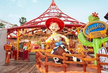 Disneyland devine centru de vaccinare anti-COVID în California