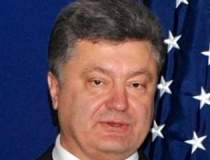 Presedintele ales al Ucrainei...