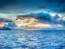 Oceanele Pământului au...