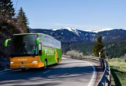 FlixBus și FlixTrain au avut cu 50% mai puțini pasageri anul trecut decât în 2019