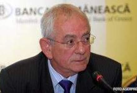 Andreas Maragkoudakis pleaca de la conducerea Bancii Romanesti