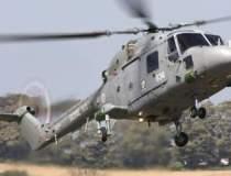 Un elicopter militar...