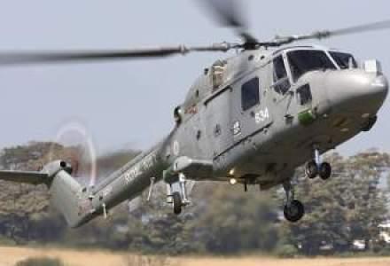 Un elicopter militar ucrainean a fost doborat in apropiere de Slaviansk