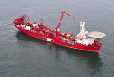 O nava proiectata de Rolls Royce va avea coca construita la santierul naval Vard Tulcea