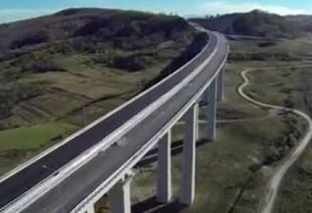 CNADNR a scos la licitatie studii de fezabilitate pentru alti 430 km de autostrada