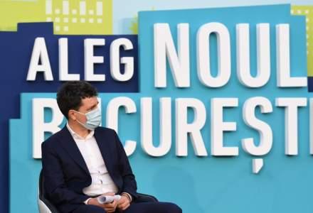 Nicușor Dan: Spitalul modular de la Pipera va fi închis