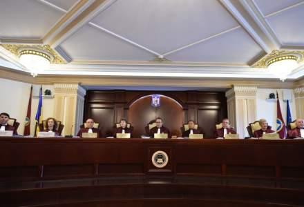 CCR a respins sesizarea AUR despre alegerea preşedintelui Camerei Deputaţilor