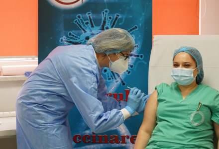 Care sunt primele centre de vaccinare din București pentru a doua etapă a campaniei