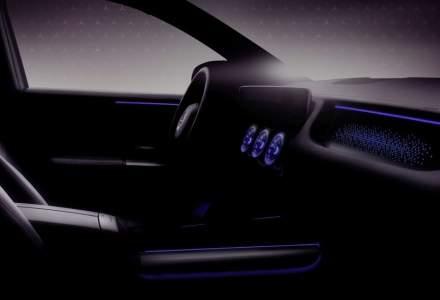 Mercedes-Benz prezintă modelul electric EQA pe 20 ianuarie