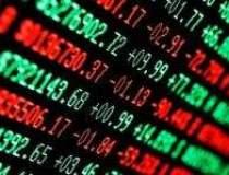 Scaderi agresive pe Bursa de...
