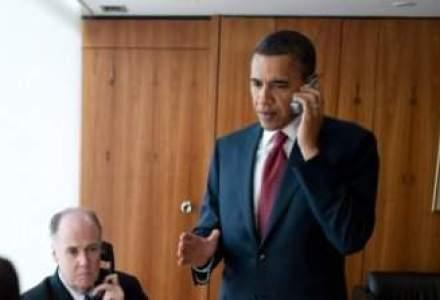 Casa Alba anunta intalnirea lui Obama cu liderii tarilor central si est-europene, inclusiv Romania