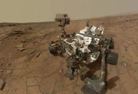 NASA intentioneaza sa trimita oameni pe Marte in 2035