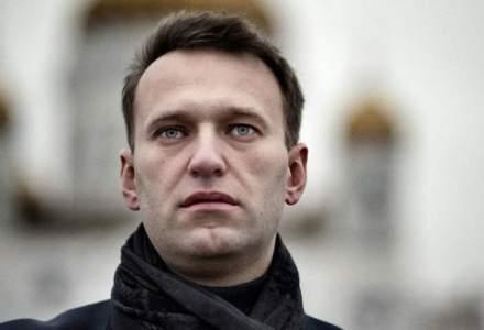 Alexei Navalnîi a fost arestat la sosirea la Moscova