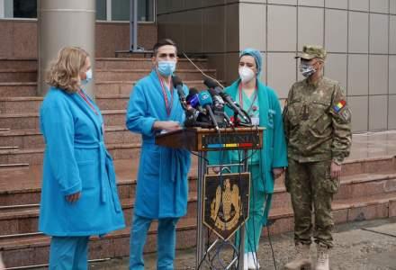 Dr. Valeriu Gheorghiță: Peste 340.000 de persoane sunt programate la vaccinare
