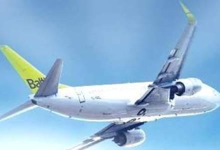 INTRARE PE PIATA. airBaltic a demarat zborurile Bucuresti-Riga. Bagajele se platesc separat